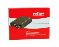 Roline Gigabit Converter, RJ-4