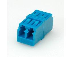 Roline Fiber adapter, LC-LC, D