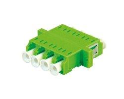 Roline Fiber adapter, LC-LC, Q