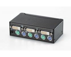 Roline Fiber adapter, LSH-LSH,